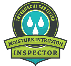 InterNACHI Certified Moisture Intrusion Inspector