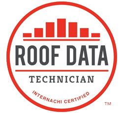 InterNACHI Certified Roof Data Technician